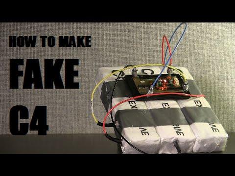 How to make fake C4