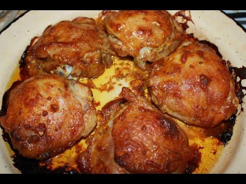 Хрустящая курица