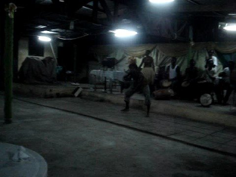 Ghana Cultural Ballet dancing fume fume
