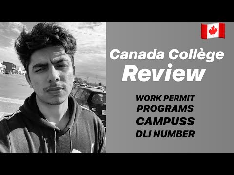 Explain Canada Collège ,Montreal🇨🇦 And It's Programs For Indian Students