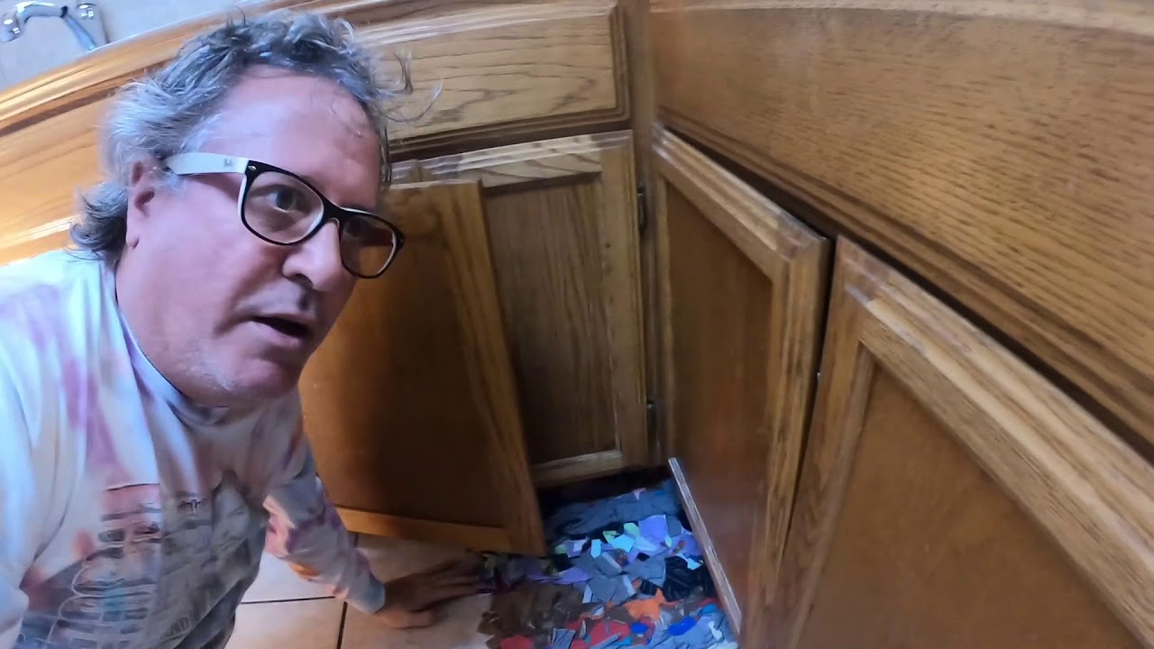 Changing Kitchen Faucet Glacier Bay Youtube
