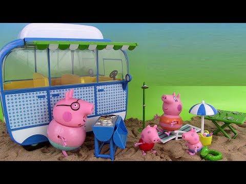 jouet special peppa pig studio bubble tea unboxing doovi. Black Bedroom Furniture Sets. Home Design Ideas