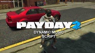 GTA 4: PAYDAY 2 STYLE Dynamic music mod