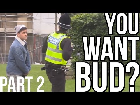 YOU WANT BUD? PRANK | PART 2 IN BRADFORD