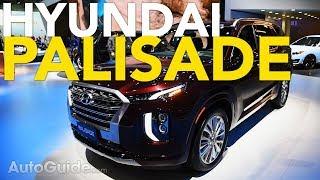 2020 Hyundai Palisade - 2018 LA Auto Show