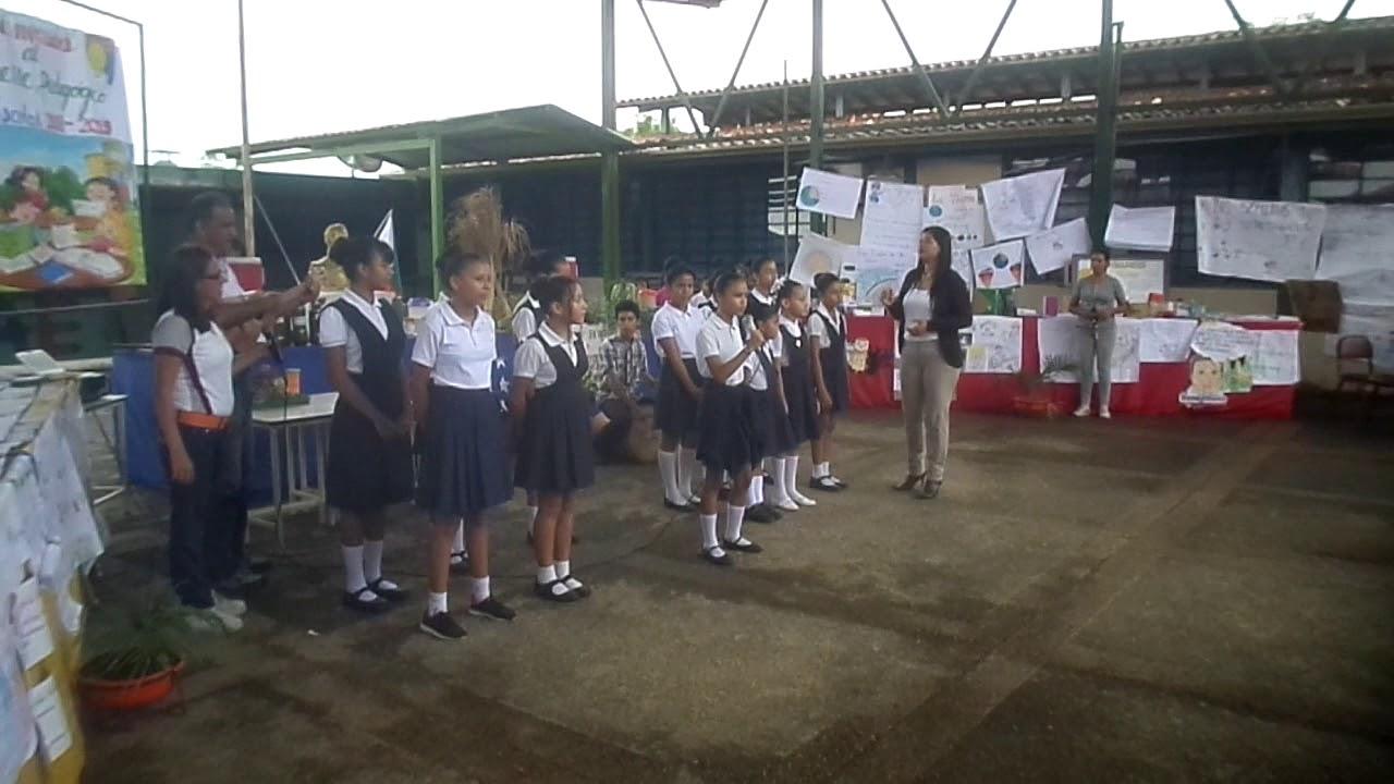Coquivacoa Alumnos De La E B Terrazas Del Santo Domingo Alianza Tv Barinas