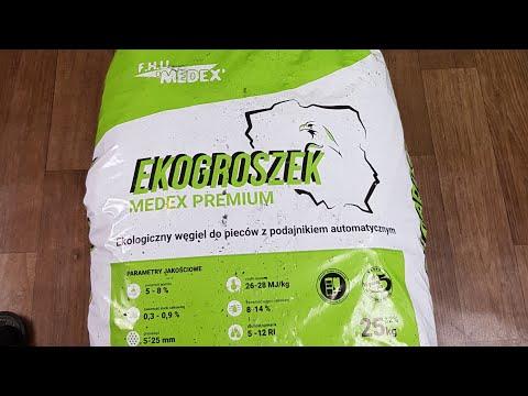 Ekogroszek Medex Premium