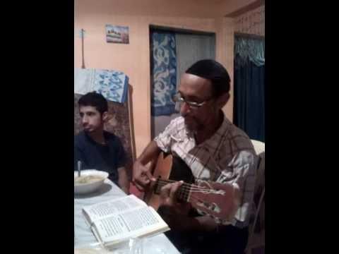 Mi Javer Iosef Cantando Tehilim Despues De Kipur