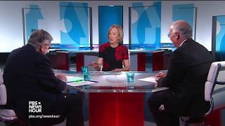Shields and Brooks on how politics of 2017 will affect 2018
