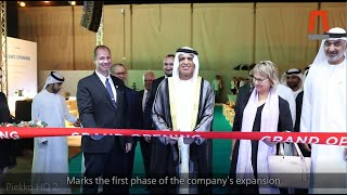 Finnish construction company Peikko Gulf opens new hub in Ras Al Khaimah