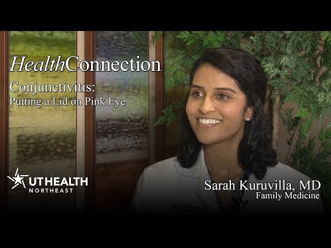 Conjunctivitis: Putting a Lid on Pink Eye - Dr. Sarah Kuruvilla