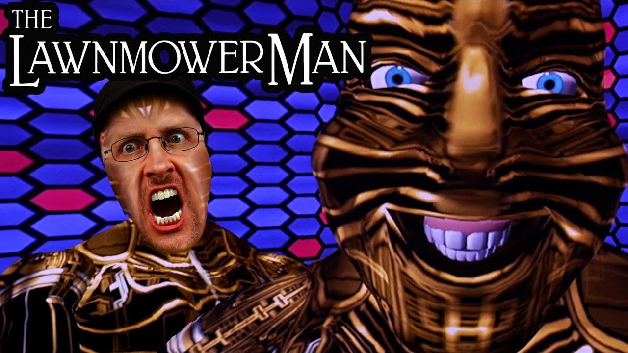 The Lawnmower Man - Nostalgia Critic