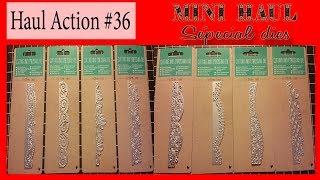 HAUL ACTION #36 Spécial Dies bordure