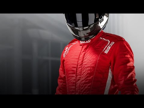 Sparco Racing Suits — Fire-resistant Racing Overalls