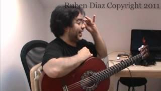 3 Pasos Hacia La Perfeccion Ritmica en el Flamenco 1(Clases de Guitarra de Ruben Diaz / GFC  Malaga)