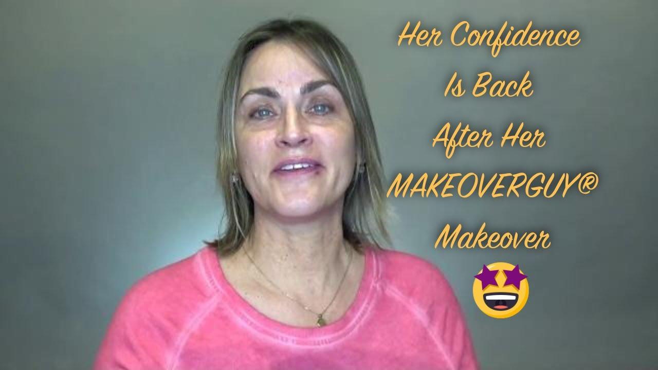 She Felt Old and Fat Until Her MAKEOVERGUY® Makeover
