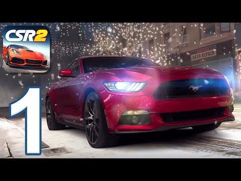 CSR Racing 2 - Gameplay Walkthrough Part 1 - Tier 1 (iOS, Android)