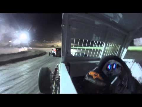 Ryan Diatte WSDCA National at Santa Maria Speedway 10-16-15