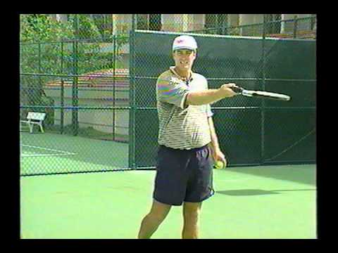 Tennis Tips with Tim: The Underspin (Slice) Forehand