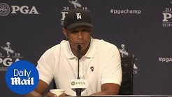 Tiger Woods comments on wrongful death lawsuit