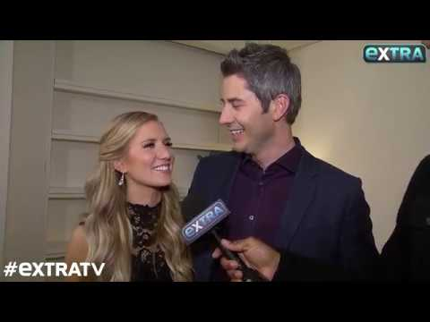 'The Bachelor' Arie Luyendyk Jr. & New Fiancée Lauren Talk Finale Drama