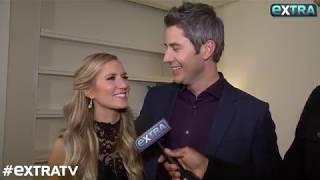 'The Bachelor' Arie Luyendyk Jr. & New Fiancée Lauren Talk Finale Drama