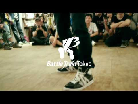 Battle Train Tokyo - footwork battle tournament -