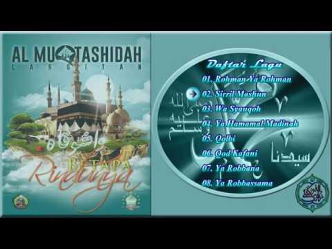 Full Album Al Muqtashidah Langitan Vol. 10  Album Wa Syauqoh (Musik Islami Indonesia)