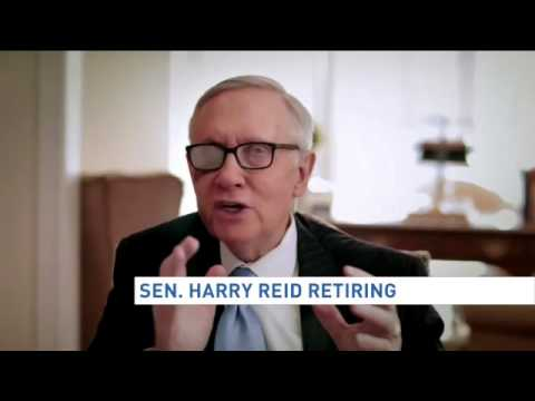 Sen. Majority Leader Reid announces he won't seek re-election, will retire at end of term