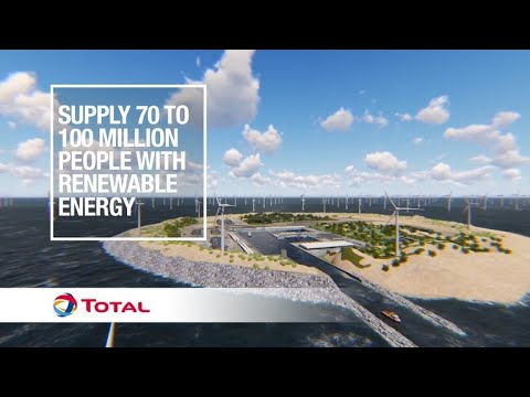 Europe: A 'wind Power Hub' To Supply 100 Million People With Renewable Energy | Sustainable Energy