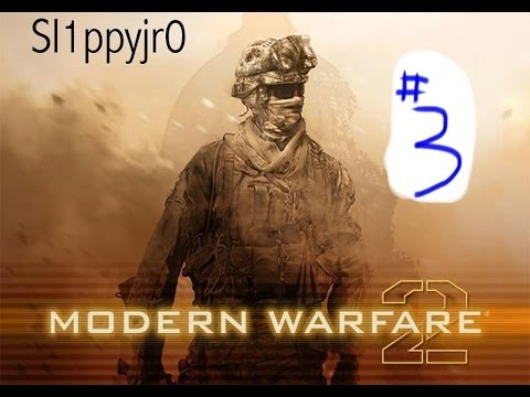 Call of Duty: Modern Warfare 2 Campaign Gameplay Part 3 - WHITE HOUSE IS DOWN