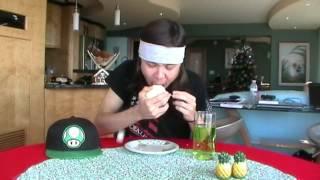 1+Lb Raw Onion Eating Challenge