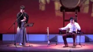 五木の子守唄 尺八 & 二胡 演奏 | A lullaby from Itsuki on the SHAKUHACH & the Erhu