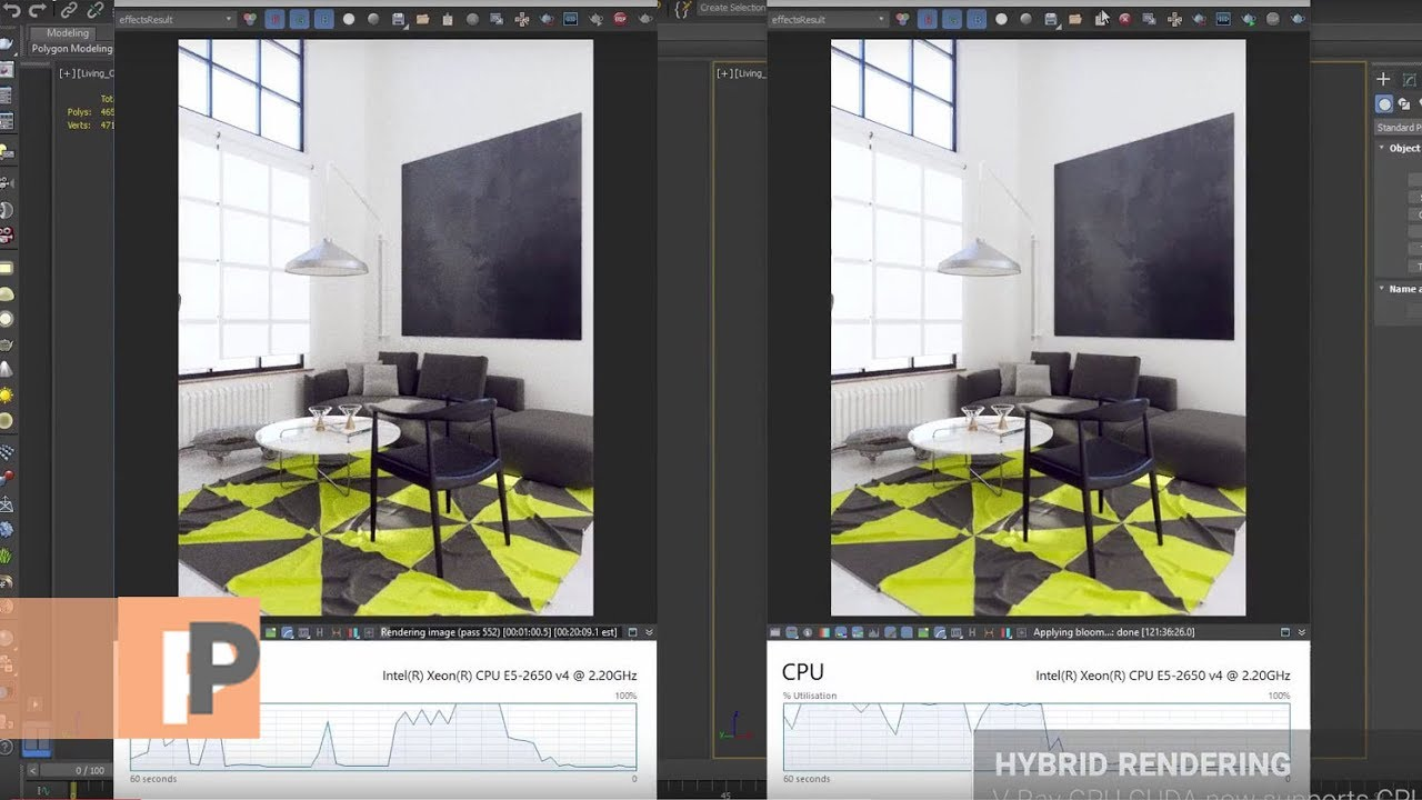 V-Ray 3 6 for 3ds Max 2008 - 2018