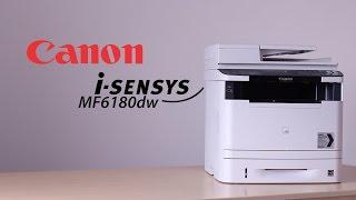 Canon i-SENSYS MF6180dw Mono Laser MFP Review