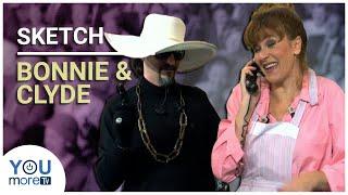 SKECTH - BONNIE & CLYDE