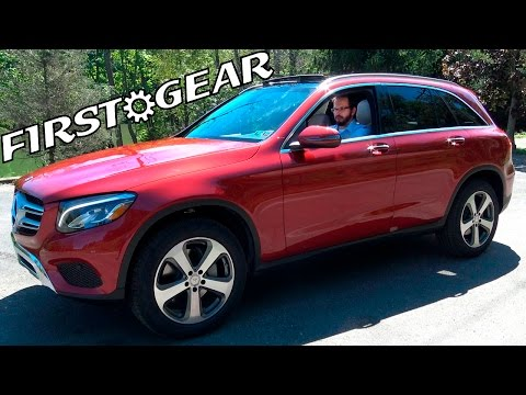 2017 Mercedes-Benz GLC 300 - First Gear - Review and Test Drive