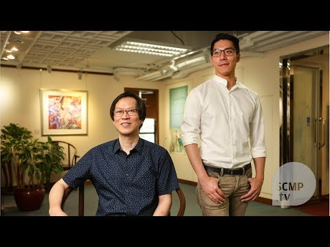 Father-son duo keep centuries-old Chinese ink painting alive