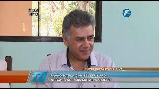 Jarvis Chimenes Pavão rompió el silencio (Parte 1)