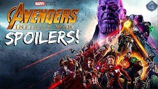 Avengers: Infinity War - SPOILER REVIEW! (Major Spoilers)