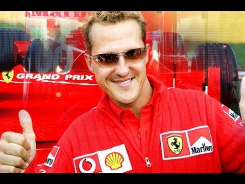 Michael Schumacher cumple hoy 45 años