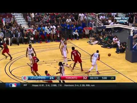 Los Angeles Clippers vs Toronto Raptors | October 4, 2015 | NBA Preseason 2015