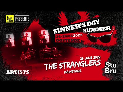 The Stranglers - Live At Festival Musilac (2018-07-12) HDTV