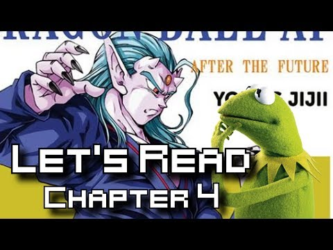 WE'RE ON TO SOMETHING - Let's Read Dragon Ball AF (Chapter 4) - RisingJericho