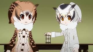 Kemono Friends season 1 English dub bloopers \u0026 outtakes