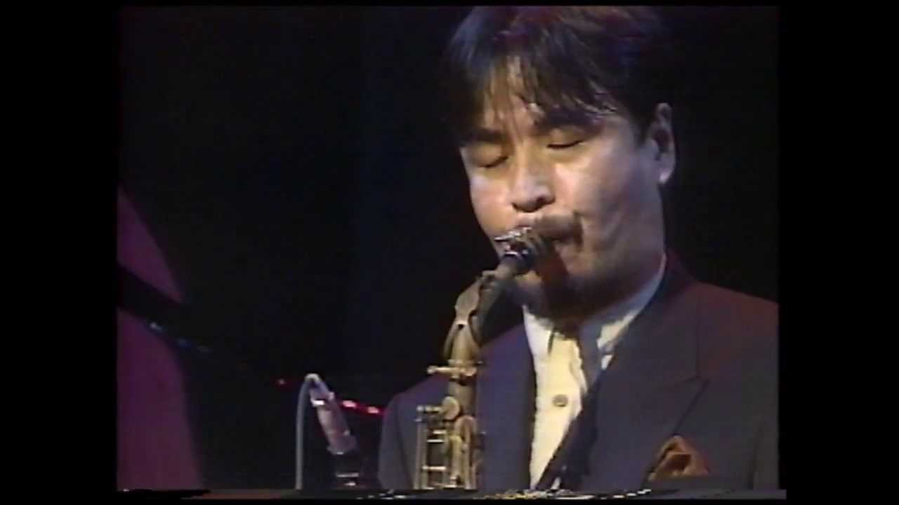 JAZZ AID 92 - 土岐英史 ♪ 「April In Paris」 - YouTube