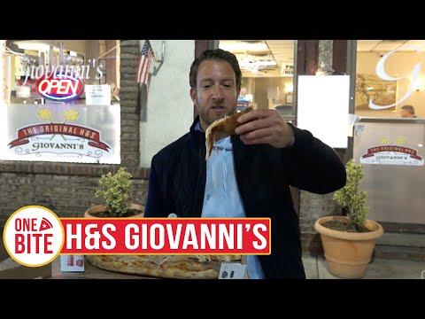 Barstool Pizza Review - H&S Giovanni's (Hoboken, NJ)