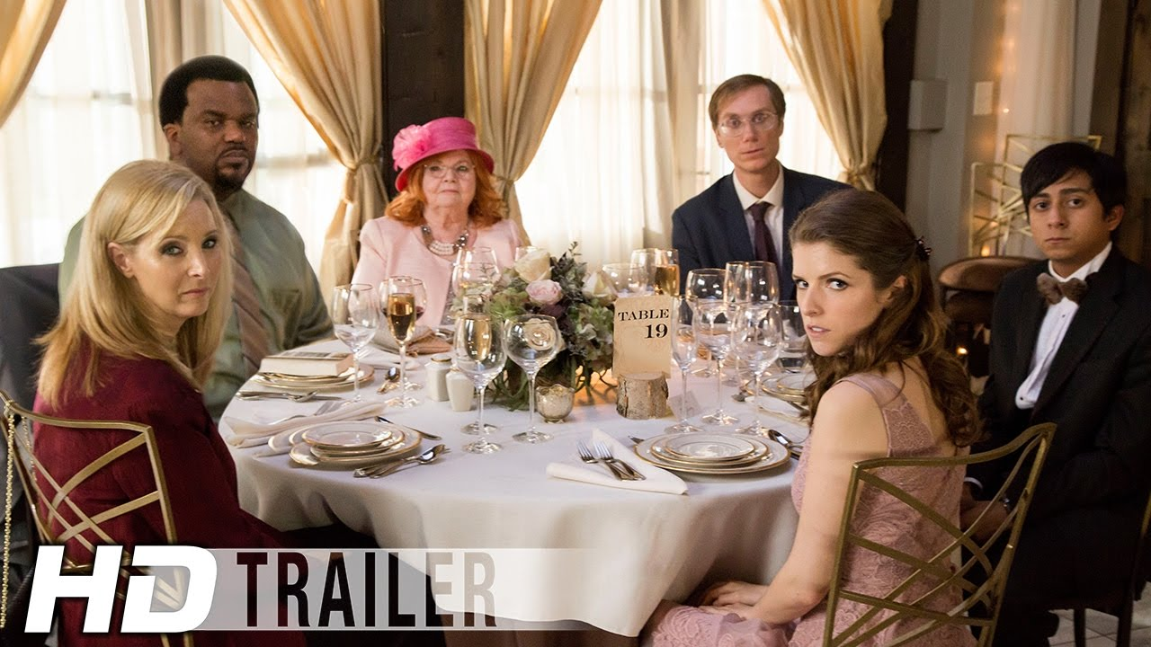 Table 19 Official Hd Trailer 2017 Youtube