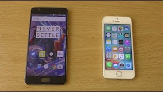 OnePlus 3 vs Apple iPhone SE - Best $400 Phone?