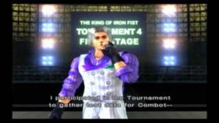 Tekken 4 Endings (Part 1)